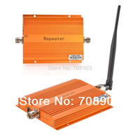 Wholesale Smart Mhz Cell Phone Signal Booster G G CDMA Repeater Amplifier GSM Mobile Phone Repeater Indoor Antenna