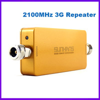 Wholesale Mini G Cell Phone Repeater Amplifier W CDMA Mhz Mobile Signal Booster For Home Use