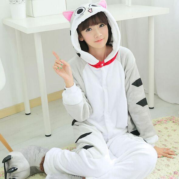 Fairy Tail Happy Cat Fleece