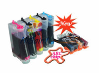 Wholesale CISS Empty PGI XL Refillable ink system For Canon Pixma IP7250 MG5450 MX925 MG5550 IX6850 MX725 MX925 printer ink with ARC Chips