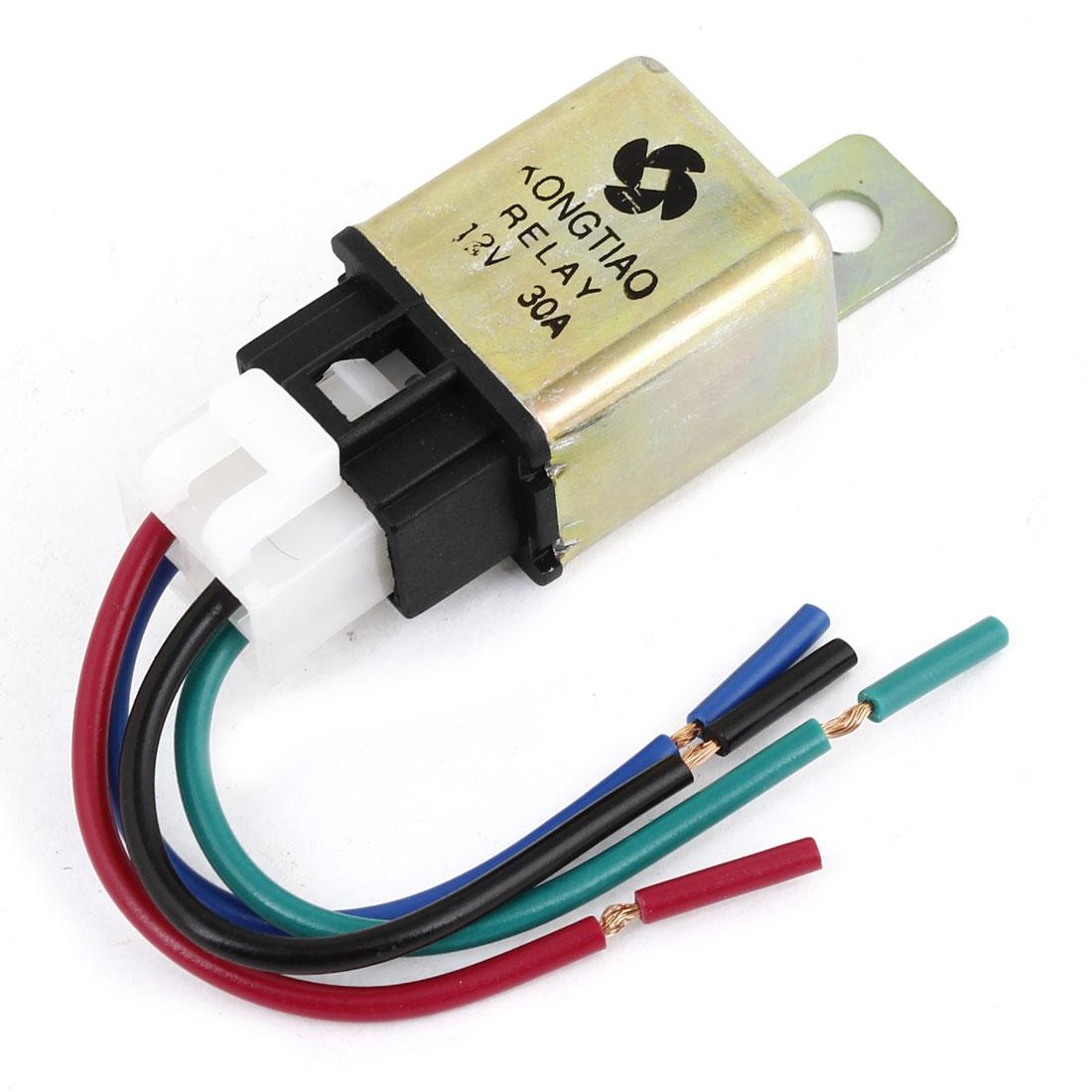 Online Cheap  Wires Plastic Socket Insulation Shell NoNc Spdt - Relay com no nc