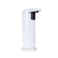 bathroom accessories - Automatic Bathroom Accessories IR Sensor Liquid Hand Free Sanitizer ML Stainless Steel Soap Dispenser H12596