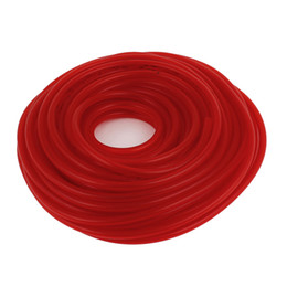 Wholesale 5 Inch ID Red Fuel Line Scooter Boat Jet Ski Gas Lawn Mover Atv Wave Runner