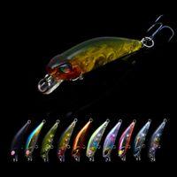 Wholesale mm g Trulinoya Minnow BKK Hooks For Fishing Lure Isca Artificial Hard Baits Pesca Carp Fishing Tackle Lures