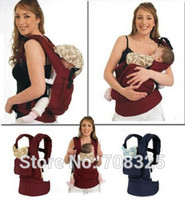 Wholesale Best Selling Popular Baby Sling Carrier Top Toddler Wrap Baby Infant Backpack Suitable For Newborn Baby Carrier