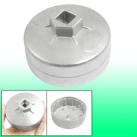 Wholesale 1 Inch Square Drive Flutes Cap Style Oil Filter Wrench mm