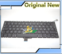 Wholesale NEW Laptop Keyboard For Macbook Pro A1278 FR French France Keyboard MC700 MB990 MD313 MD102 Year