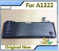 Wholesale Original New v wh A1322 Laptop Battery For MacBook Pro quot A1278 MB990LL A MB991LL A MC374LL A MC700