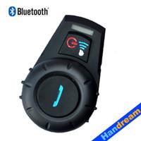 bluetooth motorcycle helmet - Handream supernova sale Bluetooth Helmet Intercom bluetooth motorcycle Headset NEW version