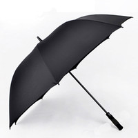 Wholesale Golf Umbrella Large Rain Sun Umbrella with Long Handle High Quality