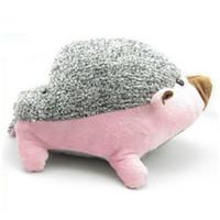 Wholesale USB warm feet warm shoes warm cushion pillow hedgehog color randomly