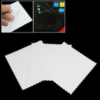 Wholesale 9 cm Square Shape Car Window Signal Clear Cling Static Sticker
