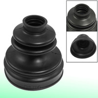 audi axle - Black Rubber Inner Axle CV Joint Boot Dust Cover for Audi A6