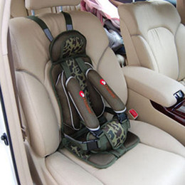Wholesale Fashion Baby Safety Seat Baby Car child Car seat baby suspenders type car seat colors More Than TNT