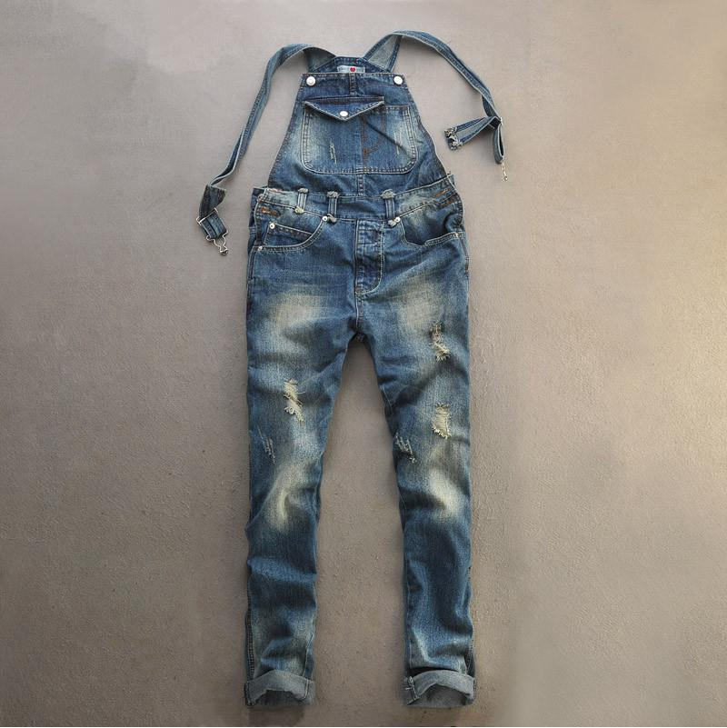 Where to Buy Ripped Overalls For Men Online? Where Can I Buy