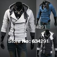 Wholesale Chandal Hombre Quality Agasalhos Vetement clothing Jogging suit Sudaderas Veste Homme Casacos Masculino Men Hoodies H097