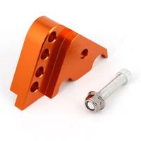 Wholesale Aluminum Shock Absorber Suspension Riser Kit Extender Orange for Motorcycle