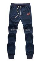 Wholesale New Fashion Dress Mens Brand Harem Pants Designer Sports Pants Plus Size XXXL XL Men Joggers Sport Soccer Pant