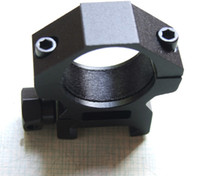 Wholesale 1 quot Ring Scope Mount Two Piece Rings Fits Weaver Style Rail