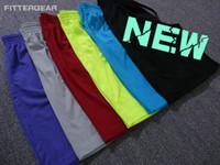 Wholesale new men shorts basketball running sports shorts breathable quick dry flexibility plus size shorts men