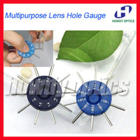 Wholesale Multipurpose Glasses Lens Hole Gauge Hole Tester Hole Appraratus Optics Plug Gauge Measurement Instrument