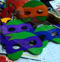 best baby flashing - Teenage Mutant Ninja Turtle mask superman mask Batman mask Captain America Flash MAN christmas baby s mask kids best gife