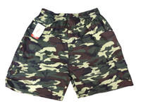 Wholesale New Autumn summer Fashion for men Military Training camo cargos shorts Outdoor Camouflage cargo mens the short pants