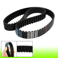 Wholesale 97RU Black Rubber Round Tooth Car Timing Belt