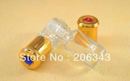 Wholesale 12ML glass roll on ball bottle for eye cream perfume essentical oil