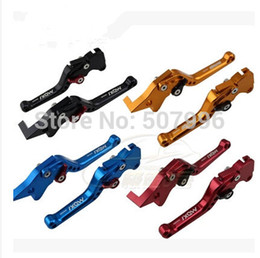 Wholesale new motorcycle electric bicycle moped scooter CNC brake lever both front rear discbrake for yamaha honda suzuki J