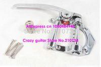 Cheap Vintage Guitar B5 Chrome Vibrato silver Tremolo Bridge Fit SG 335 Tele New