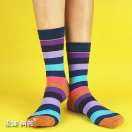 Wholesale new collection all cotton men colorful socks brand man socks men sock cotton sock