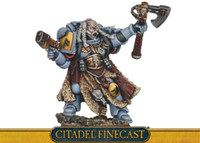Wholesale Space Wolves Rune Priest RESIN