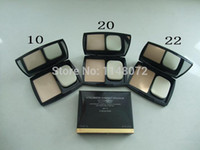 Wholesale Makeup brand cosmetics make up foundation pouder universelle compact natural finish pressed powder