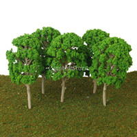 Wholesale New Brand New Train Model Mulberry Trees Scale
