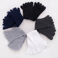 Wholesale Men Women Socks Sports Ideal For Five Finger Toe Shoes Unisex