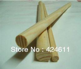 Wholesale Log stick stick DIY manual construction sand table model of skeleton material making aeromodelling birch wood pole model