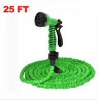 Wholesale PATENT CERTIFICATE Plastic Connector FT Expandable Expanding Garden Water Hose spray Gun FT For Watering