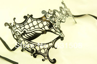 Wholesale Laser Cut Metal Mask party mask venetian mask masquerade mask
