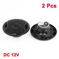 Wholesale 2 Black Plastic Housing Tweeters Speaker DC V W for Car