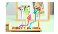 Wholesale Soft Ballpoint Pen Children Gift office school supplies office accessories school accessories Pen