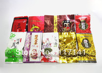 Wholesale 10 flavor oolong tea different flavors tea Tieguanyin Ginseng oolong Roasted oolong