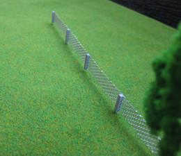 Wholesale LG15001 Meter Model mesh fencing chain link N Scale new