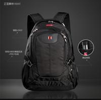 Wholesale New arrival kpop swiss gear men backpack mochila army multicam commercial men travel bags male laptop backpacks school bag