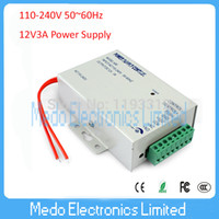 Wholesale 110 V input V3A Output Power Supply for Access Control Switch Power Supply Unit