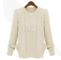 Wholesale Women s Long Sleeve Knitwear Jumper Cardigan Long Coat Jacket New Casual Sweater H3006