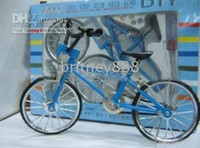 Wholesale Electric Science teaching equipment bicycle model toys