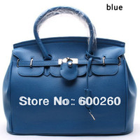 Wholesale Hotsell Celebrity Girl Faux Leather Handbag Tote designer shoulder bag Casual Career Purse colours