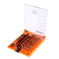 Wholesale Multi Tools Magnetic Interchangeable In Precision Screwdriver Set Repair Tools for iPhone iPad PC Jakemy JM H13318