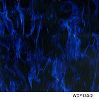 water transfer film - WDF133 square Width M cool skull water transfer printing film hydrographic films